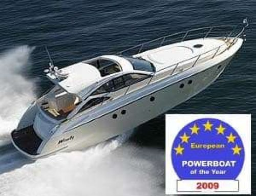Windy 44 Chinook named 'European Powerboat of the Year' at Boot Dusseldorf