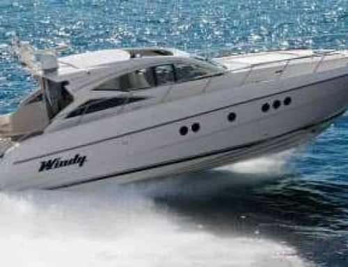 Windy delivers first Windy 52 Xanthos with 3 Volvo IPS 600s